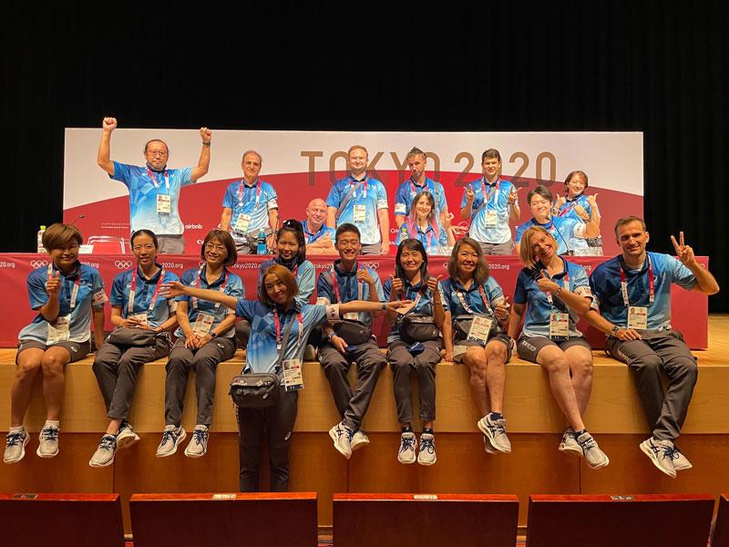 オリンピックボランティア